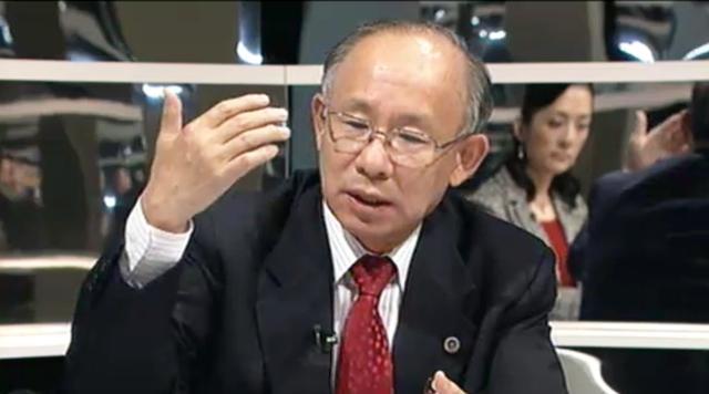 日本弁護士連合会会長の宇都宮健児弁護士