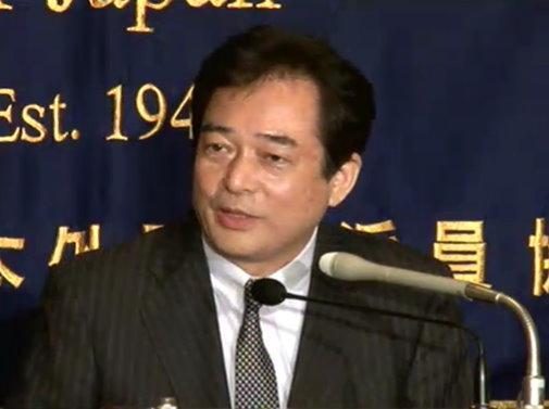 読売巨人軍の球団代表兼ゼネラルマネージャーを解任された清武英利氏が反論会見