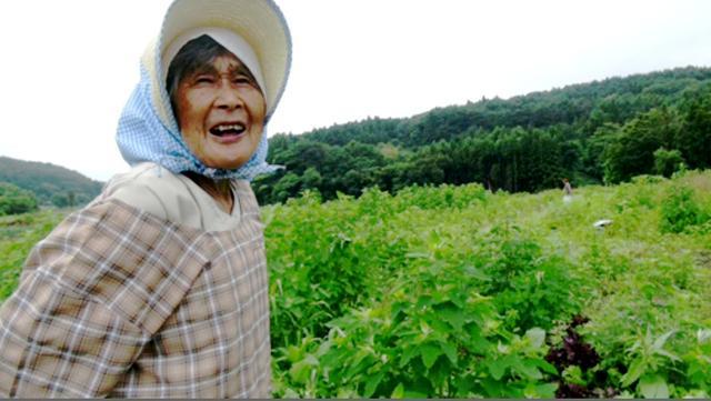 藤沼ダムの被害を受けた女性