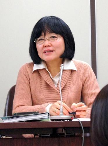 ジャーナリストの江川紹子さん