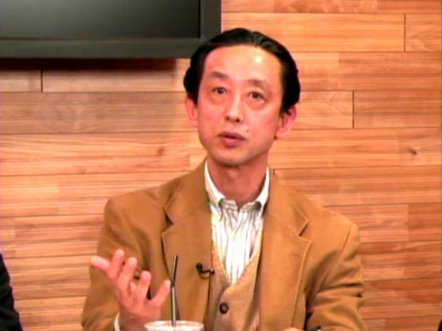 『Journalism』編集部の服部桂氏