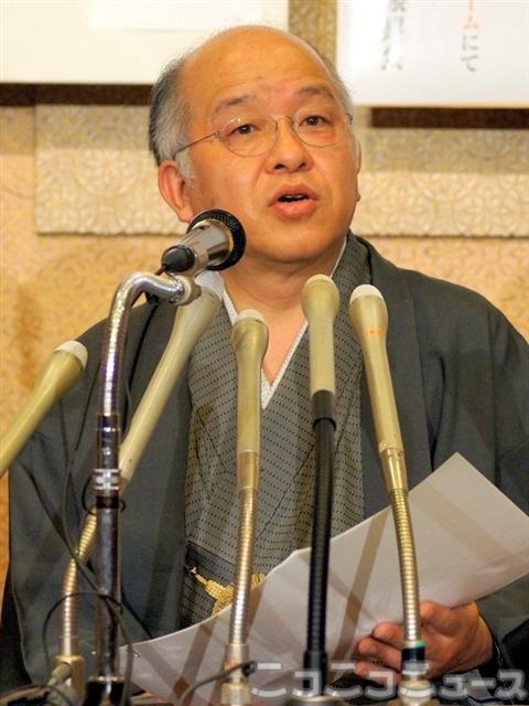 直木賞選考委員の浅田次郎さん
