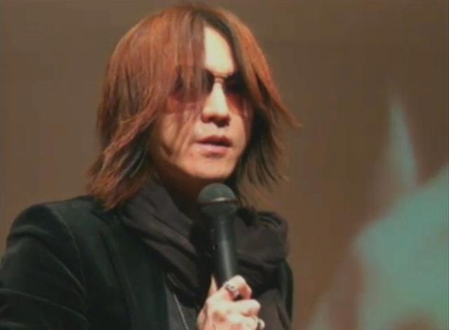 SUGIZOさん