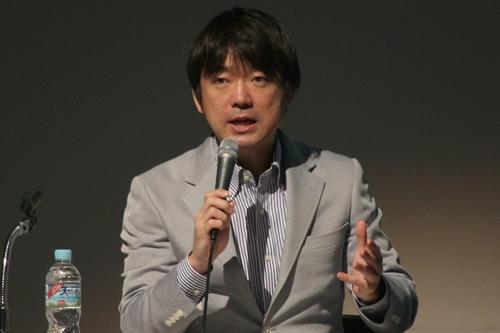 橋下徹大阪市長(2011年10月の公開政策討論会より)