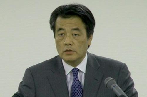 岡田克也副総理(2012年2月14日午後の会見)