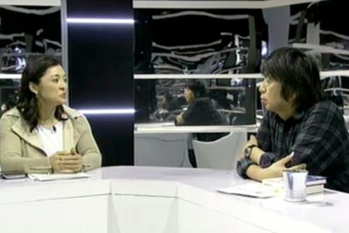 ドキュメンタリー映画監督・作家の森達也氏