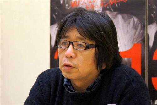映画監督の森達也さん
