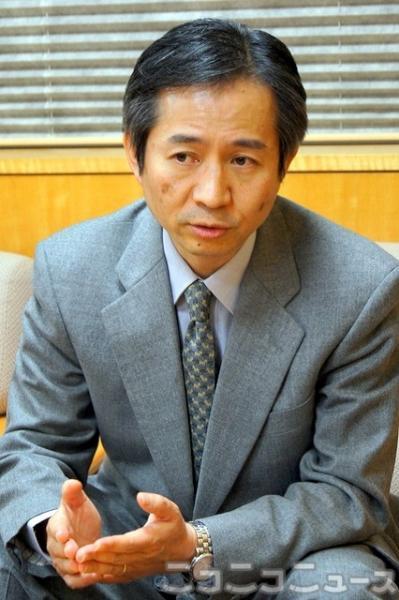 内閣審議官の下村健一氏