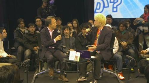 ジャーナリストの池上彰氏(左)と津田大介氏