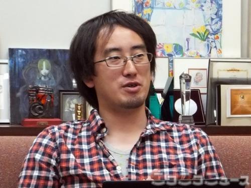 「リアル765プロ企画」を企画した高橋祐馬氏