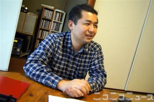 「トキワ荘プロジェクト」ディレクターの菊池健さん