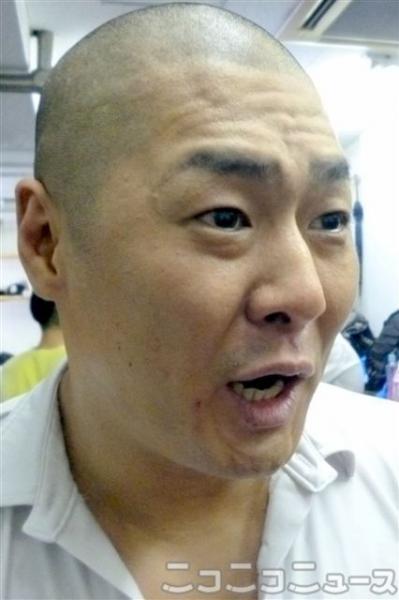お笑いコンビ「松本ハウス」のハウス加賀谷さん