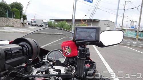 右フロントロー カメラ