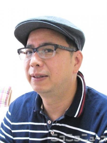 社会学者、毛利嘉孝さん