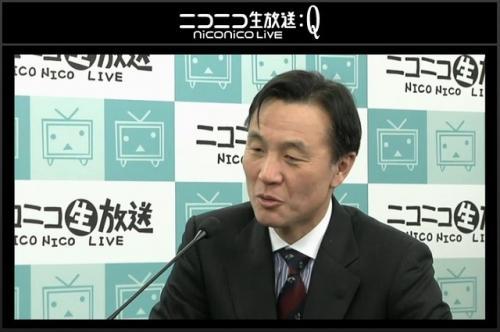 日本維新の会 水戸将史・選挙対策委員長