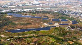 「米倉山太陽光発電所」の運転が開始されました