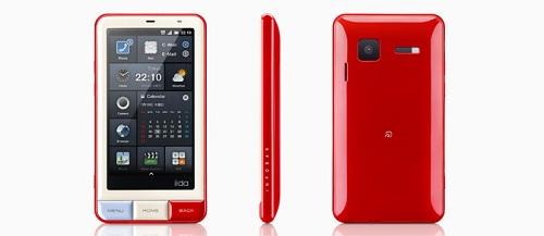 auのAndroidスマートフォン『INFOBAR A01』が発売