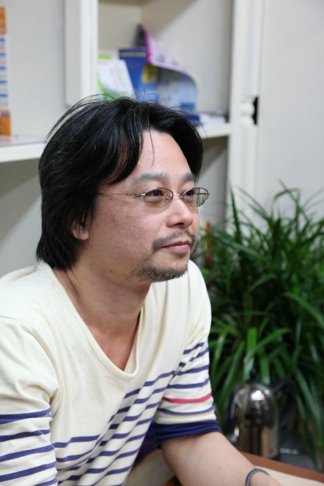 店主の大林浩司さん