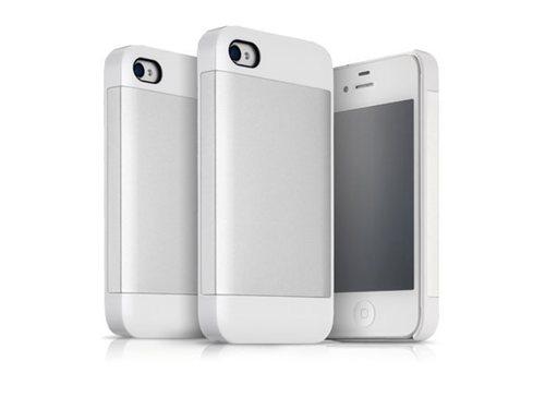essential TPE irominium for iPhone 4/4S ホワイト