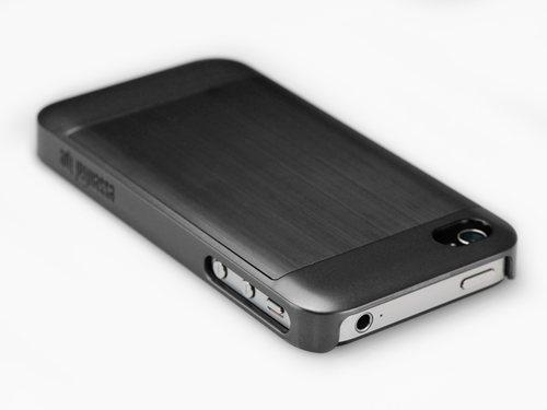 essential TPE irominium for iPhone 4/4S ブラック