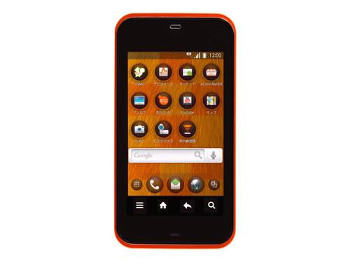auの『おサイフケータイ』対応Androidスマートフォン『IS03』の発売日は11月26日に