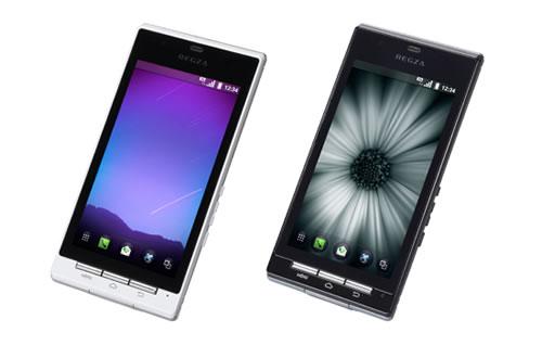 auのAndroidスマートフォン『REGZA Phone IS04』は6月上旬にAndroid 2.2へバージョンアップ