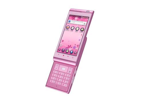 auの10キー搭載Androidスマートフォン『AQUOS PHONE IS11SH』が発売