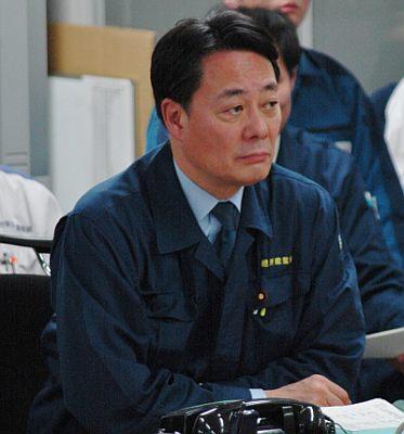 海江田経産大臣