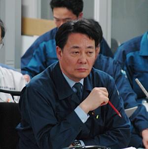 海江田経産省大臣