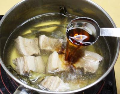 ウーロン茶料理