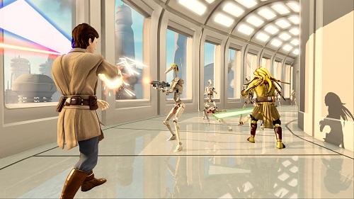 『Kinect スター・ウォーズ』