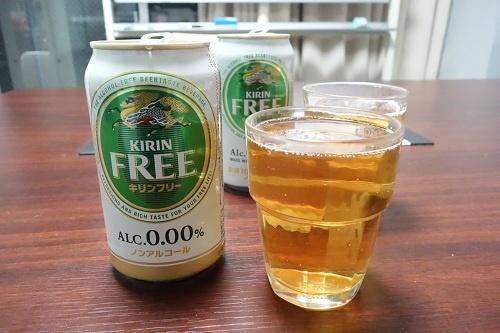 3月にリニューアルする『キリン フリー』を先行入手 新旧飲み比べてみた!