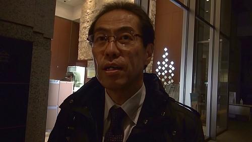 古賀茂明氏が橋下大阪市長の親書を携え文科省訪問