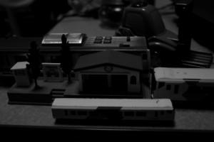 フィルム:白黒ハイコントラスト