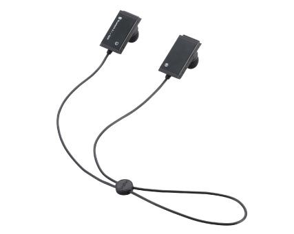 ロジテック Bluetooth2.1+EDR対応の両耳カナルタイプイヤホン