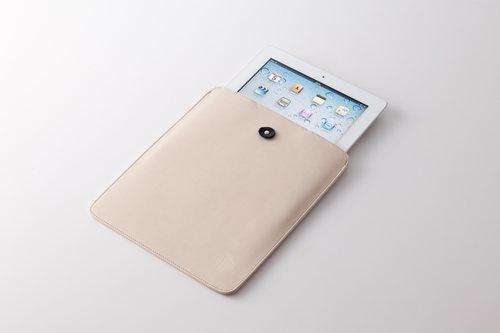 Simplism iPad用レザースリーブケー
