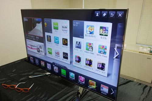 デザイン・機能・リモコンどれもがスマート LG電子のスマートテレビを触ってみた