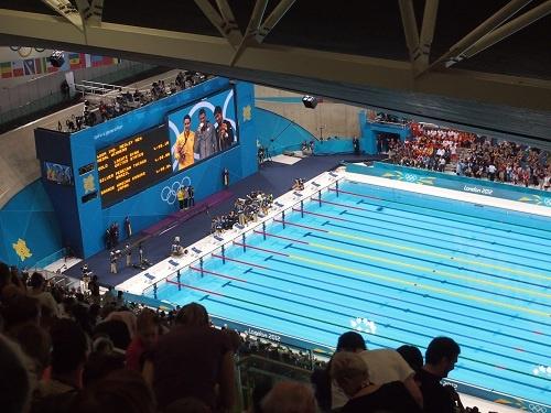 【ロンドンオリンピック】萩野の銅に北島の決勝進出! 水泳は超盛り上がる花形競技だった