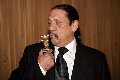 「本当に嬉しいよ」 『マチェーテ』主演のダニー・トレホが『みうらじゅん賞』受賞でコメント