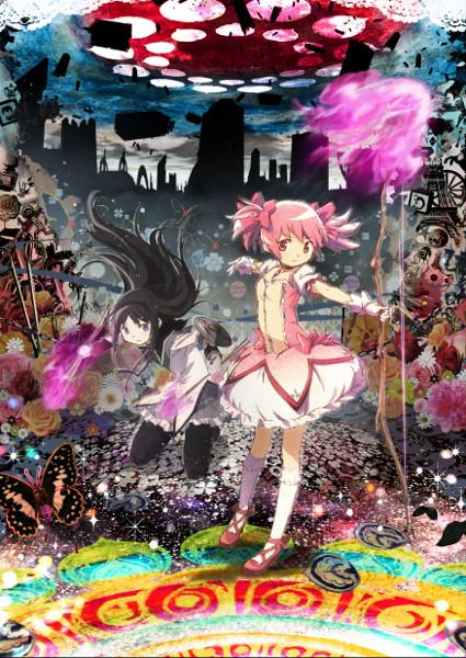 劇場版『魔法少女まどか☆マギカ』後編 (C)Magica Quartet/Aniplex・Madoka Movie Project