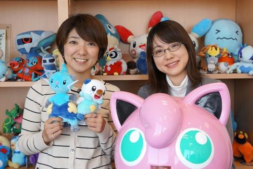 川口さんと遠藤さん