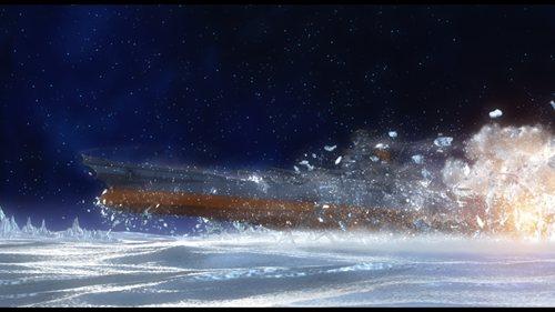 『宇宙戦艦ヤマト 復活篇』 (C) 2009 ヤマトスタジオ/「宇宙戦艦ヤマト 復活篇」製作委員会