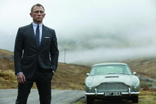 『007 スカイフォール』