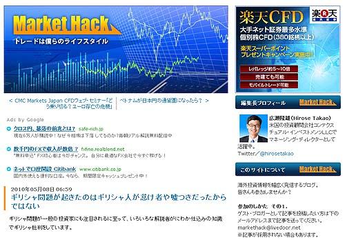 Market Hack