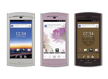 ドコモのAndroidスマートフォン『MEDIAS WP N-06C』が発売