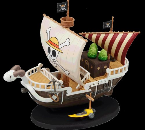 『1/144 WORLD SCALE ONE PIECE』メリー号