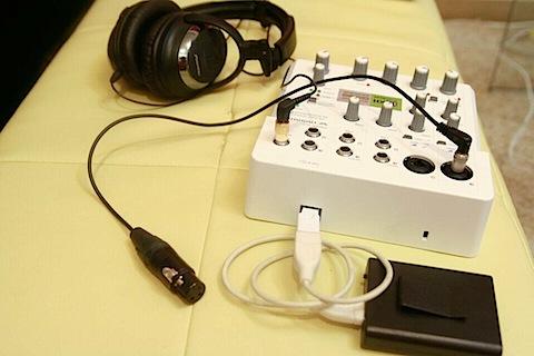 【放送技術】1万5千円でポータブルミキサーを作るやりかた