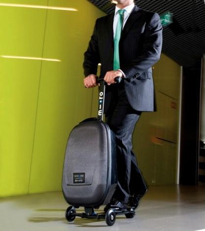 Micro Luggage 使用イメージ