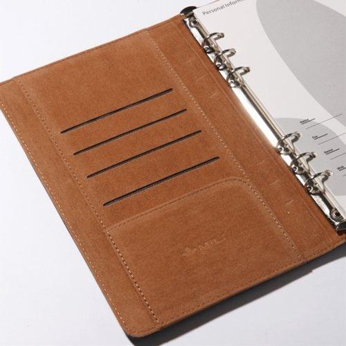 『MiLi Power Notebook』名刺・カード用ポケット