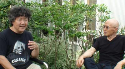 茂木健一郎氏と丸山健二氏の対談は後日公開予定です